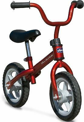 Chicco RED BULLET BALANCE BIKE Toddler Child'S First Bicycle Outdoor Toy BN • 34.99£