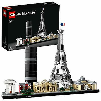 Lego Architecture Skyline Collection Paris (21044) New Sealed • 39.99£