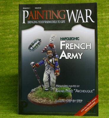 Painting War Issue #2  Napoleonic French Army Book/ Magazine • 18.50£