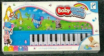Baby Music World Organ Toy Music Toys Piano Kids • 8.49£