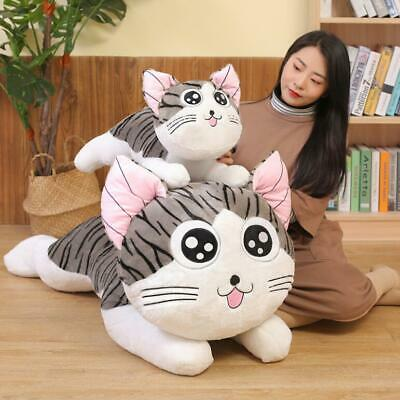 Cartoon Plush Toy Cute Cat Doll Home Sofa Pillow For Girls And Children Gifts UK • 25.85£
