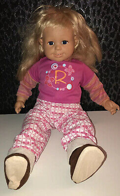 "Smoby Rosie 24"" Doll With Clothes (29) • 30£"