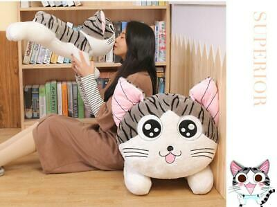 Cartoon Plush Toy Cute Cat Doll Home Sofa Sleeping Pillow  Girls Children Gifts • 16.68£