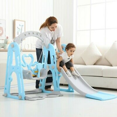 Toddler Mountaineering And Swing Set Suitable For Indoor And Backyard Baskets UK • 53.88£