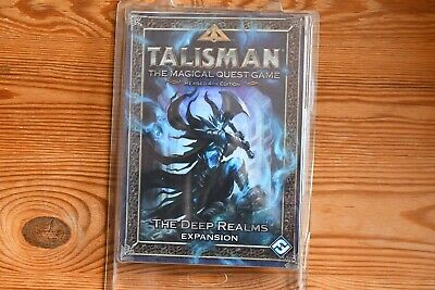 Talisman (revised 4th Edition)  The Deep Realms  Expansion • 11.40£