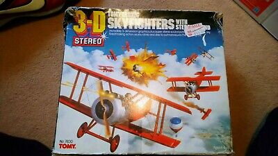 Tomytronic Skyfighters 3D Stereo Sound.  • 6.50£