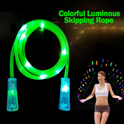 Kids Skipping Rope With Counter Children Exercise Jumping Game Fitness Activity • 6.59£