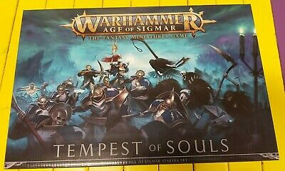 Warhammer - Age Of Sigmar - Tempest Of Souls • 49£