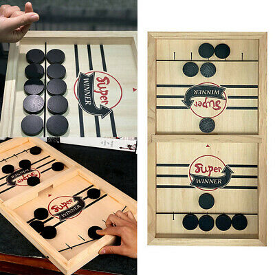 Child Fast Sling Puck Game Paced SlingPuck Winner Board Games Family Games WOR· • 9.99£