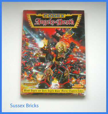 Warhammer 40k Supplement - Codex Angels Of Death - Games Workshop 1996 • 19.99£