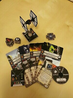 Special Forces TIE/sf, X-Wing Miniatures Game, 1st Edition • 3.50£