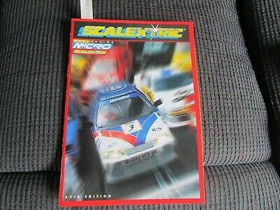 Scalextric Catalogue - 37th Edition  • 2.50£