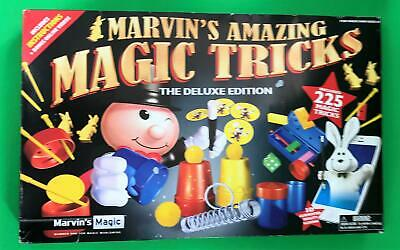 Marvin's Magic 225 Amazing Tricks - See Description • 6£