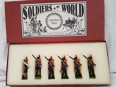 Soldiers Of The World N264 Napoleonic Wars French Foot Artilllery • 89.99£