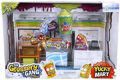 The Grossery Gang Yucky Mart Playset New Toy Play Shop  • 16.99£