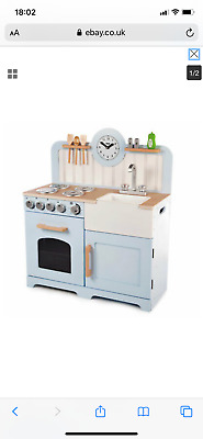 Tidlo T0219 Wooden Country Play Kitchen Brand New • 94.99£
