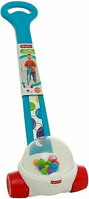 Fisher-Price Corn Popper, Toddler Push Walk & Push Toy, With Ball-popping Sounds • 14.99£