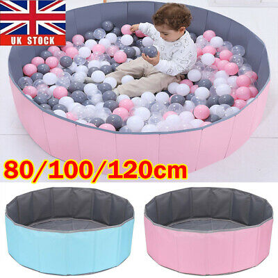 Large Folding Kids Baby Toy Pool Indoor Tent Ocean Ball Pit Children Game Play  • 20.51£