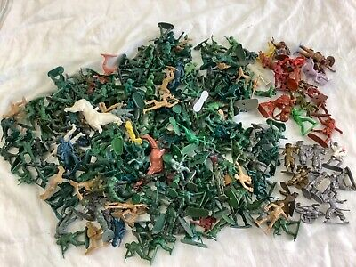 Toy Soldiers Box Job Lot Collection  • 6£