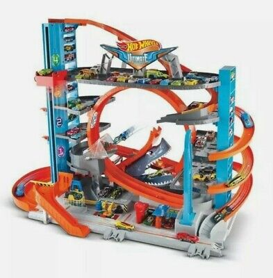 Enormous Hot Wheels City Ultimate Garage Kids Toy Diecast Car Vehicle Play Set  • 94.99£