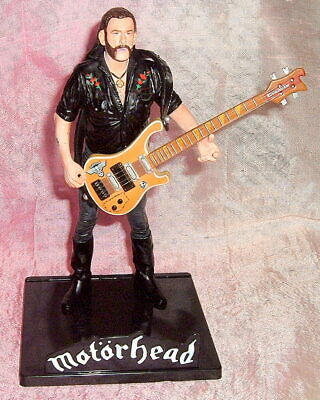 Lemmy 7  Figure With Bass & Stand Ex..kilminster Motorhead • 44.99£