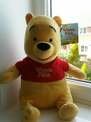 Winnie The Pooh Bear. Brand New With Tags .very Soft.Age 0+ • 2.20£