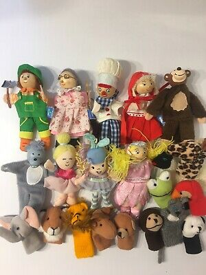 Finger Puppet Bundle • 3.50£