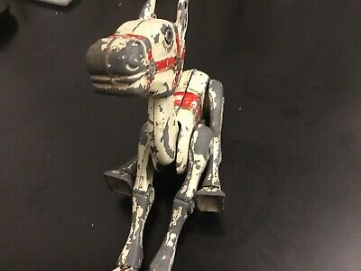 Vintage Lead Rare Muffin The Mule Puppet- 1949/50 • 8.50£