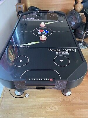 Air Hockey Table,  Used - 7ft/ 3ft 6, Mains Powered • 85£