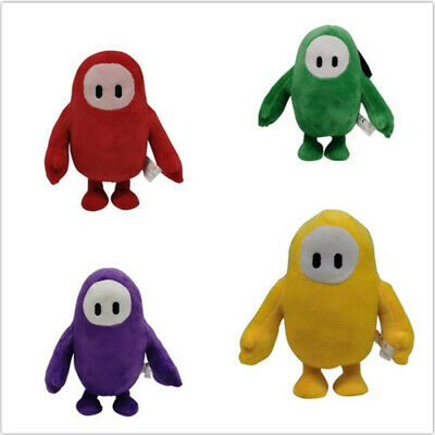 Fall Guys: Ultimate Knockout Stuffed Plush Toy Kids Figure Xmas Gift 18cm • 5.99£