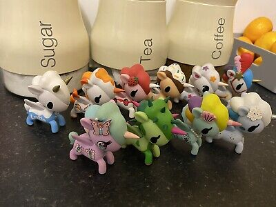 Official Tokidoki Series 4 Unicornos • 60£