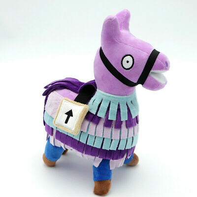 Fortnite Llama Soft Plush Stuffed Doll Toy Figure Animal Cuddly Gift Teddy 25cm • 7.59£