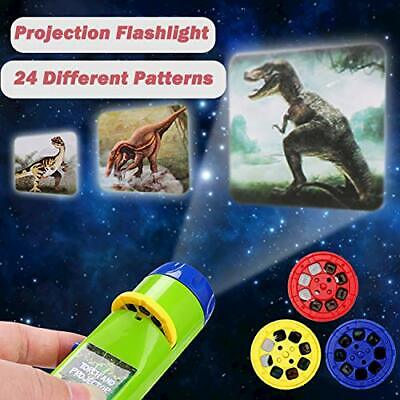 Toys For 1 To 6 Year Old Girls Boys Kids Torch Projector Educational Xmas Gift • 7.99£