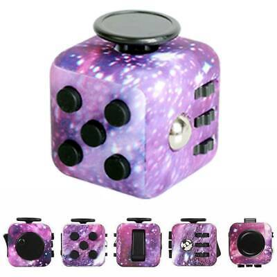Fidget Cube Children Special Adults Stress Anxiety Relief Desk Fiddle AD HD Toy • 4.99£