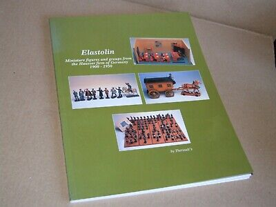 Elastolin Miniature Figures Fro Hausser Germany - By Theriault's • 85£