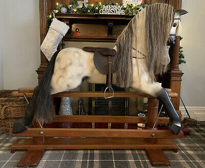 Large Horseplay Rocking Horse Hardly Used Excellent • 100£