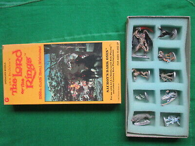 7502 Lord Of The Rings - Sauron's Dark Ones Box Set 1985 Grenadier • 49.99£