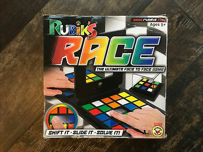 Rubiks Race Family Board Game • 1.30£