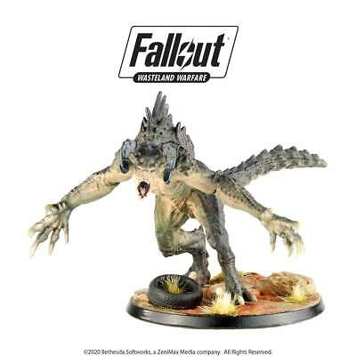 Fallout Wasteland Warfare Miniatures Creatures Deathclaw Brand New  • 21.95£