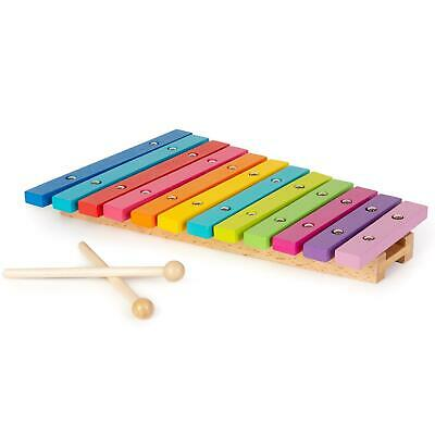 Boppi Wooden Musical Kids Classic Xylophone Music Toy Instrument Children New • 9.99£