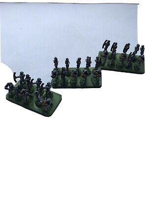Warmaster Undead Skeleton Archers. Tomb Kings Or Vampire Counts Unsure • 6£