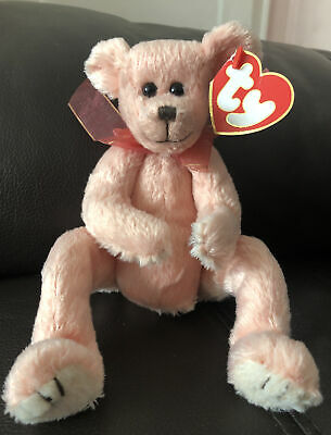 Ty Hayes You're Peachy Pink Teddy • 0.99£
