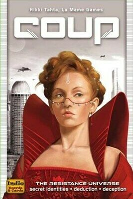 Coup Card Game • 15.28£