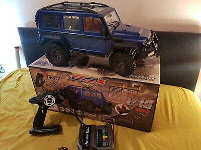 HoBao DC1 1/10th Crawler Low Ready To Use Boxes Remote Charger Batteries • 350£