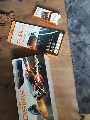 Anki Overdrive With Extras • 8.20£