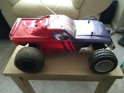 Vintage Tamiya Stadium Blitzer Fitted With Acto Power Motor And Controller • 125£