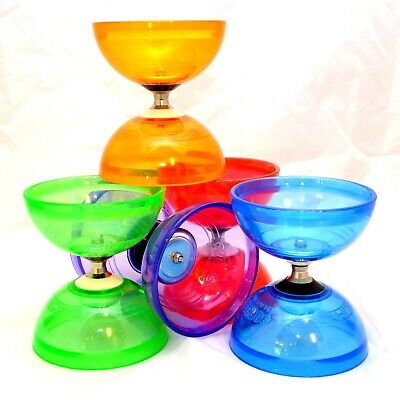 Hurricane Triple Bearing Diabolo Various Colours • 19.95£