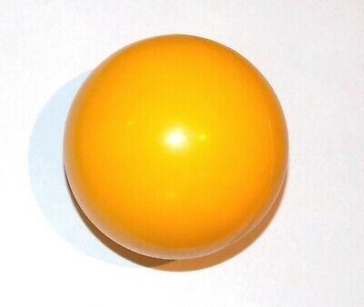 Yellow Practice Contact Juggling Ball By Juggle Dream • 10.95£
