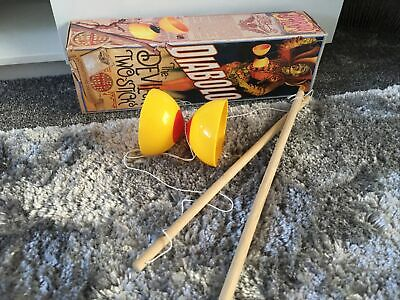 Diablo Diabolo Trick Traditional Game Juggling Boys Girls Summer Birthday Gift • 9.99£
