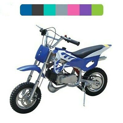 49cc Renegade Petrol Kid Mini Moto Dirt Bike Ninja Bike Pit Moto Cross Scrambler • 199.99£